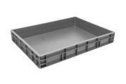 Caisse plastique Euronorm 600x800x120 mm