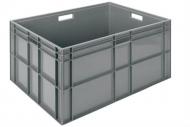 Caisse plastique Euronorm 600x800x410 mm