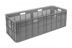 Bac de stockage gerbable en plastique - 180L
