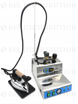 Générateur vapeur INOX 3.2L - Repassage professionnel