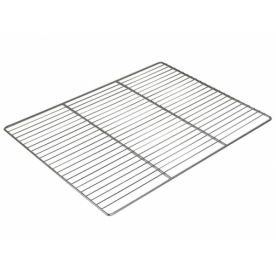 Grille inox GN1/1 simple - 530 x 325mm
