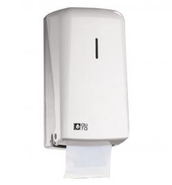 Distributeur papier toilette professionnel rouleau Ø120mm