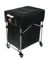 Couvercle chariot X-Cart 150L