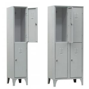 Armoire vestiaire métallique à casiers