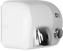 Sèche-main manuel en inox AISI 304 laqué
