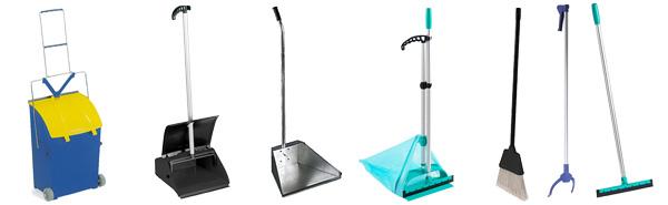 Accessoires de ramassage des déchets - Matériel / Equipement EHPAD - Maison de retraite