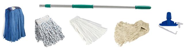 Frange de lavage FAUBERT avec bande - Matériel / Equipement EHPAD - Maison de retraite