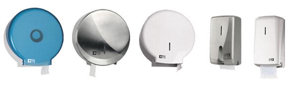 Distributeur papier-toilette - Matériel / Equipement EHPAD - Maison de retraite