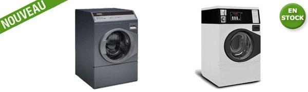 Laveuse essoreuse 10kg - Matériel et équipement collectivité