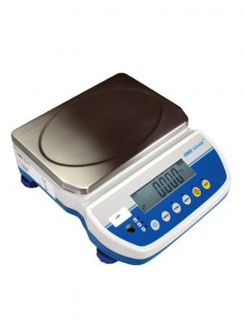 Balance de pesage Plateau Inox, boitier ABS, étanche, portée 3 à 30kg. LBX