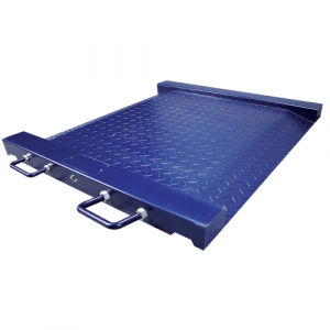 Plateforme de pesage du linge ACIER, portée 500kg. ( PTM )