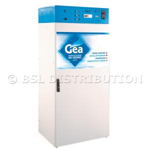 Cabine de Désinfection à l'Ozone (Bactéries, Virus, Allergènes, Fumée et autres mauvaises odeurs).
