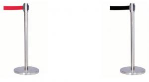 Poteau de guidage INOX- Sangle