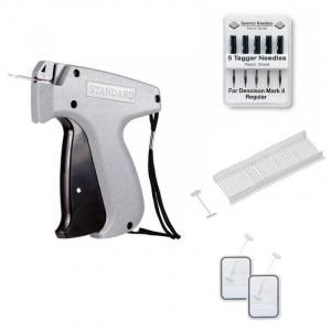 Étiquetage Eco STANDARD :  Pistolet, aiguilles standards et fils polypropylène L20mm