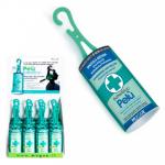 Brosse adhésive anti-peluche et bactéries