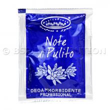 NOTE DI PULITO : Dosette d'Assouplissant Liquide Concentré 50 ml.