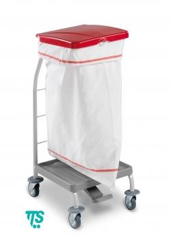 Chariot porte sacs 1 sac