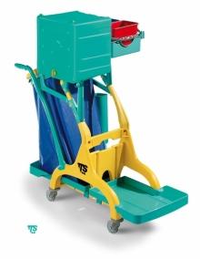 Mini Chariot de nettoyage ''NICK STAR 115 BOX''