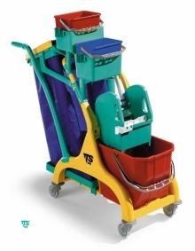 Mini Chariot de nettoyage ''NICK STAR 30