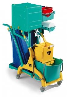Mini Chariot de nettoyage ''NICK STAR 220 BOX